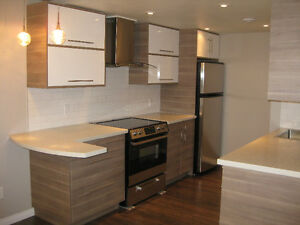 BEAUTIFUL, FULLY FURNISHED 1 BDRM BASEMENT SUITE IN BEAUMONT