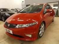 HONDA CIVIC I-VTEC TYPE-R GT, Red, Manual, Petrol, 2009