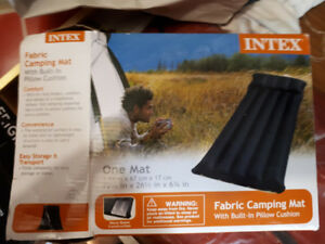 Inflatable camping mattresses - $10.00 Ea. OBO