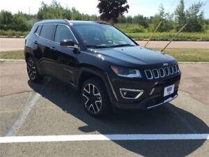 2017 Jeep Compass LIMITED!! 4X4!! RALLYE SPECIAL!!