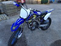 Yz450f 2010 fuel injected