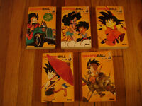 Dragon Ball, Manga, Bandes dessinées