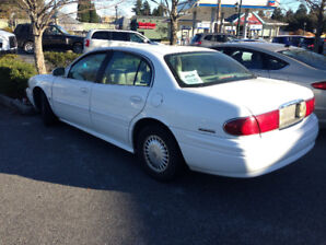 SELL OR TRADE NO RUST VANCOUVER CAR 2000 Buick LeSabre