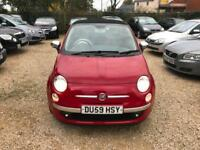 Fiat 500C 1.2 LOUNGE, Convertible