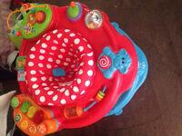 Fisherprice chair/bouncer