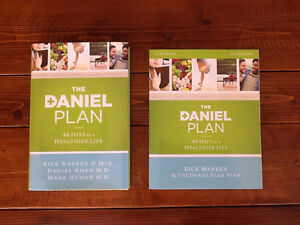 The Daniel Plan - Hardbound with Study Guide