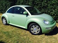 2002 VW BEETLE - LONG MOT - FULL SERVICE HISTORY WITH RECEIPTS - SUPERB EXAMPLE