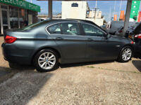 £179.56 PER MONTH STUNNING 2010 BMW 520 2.0TD SE - FULL LEATHER & WITH NAV