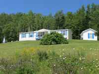 Mini Home & 2.5 Acres, Marble Mtn, Cape Breton