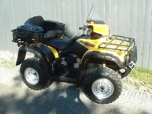 PREMIUM QUALITY USED 4 WHEELER QUAD