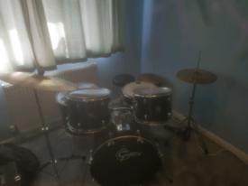 Gretsch Black hawk series drum kit