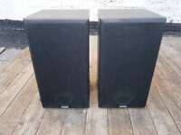 100w Koss bookshelf speakers