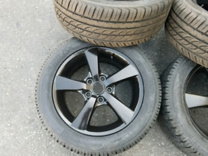 Tires and alloys for sale 205/50ZR17