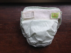 Kushies cloth diapers