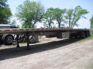 53' Reitnour Flatbed