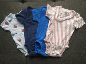 Baby boy clothes 2-4 months