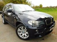2009 BMW X5 xDrive30d M Sport 5dr Auto Bluetooth! Heated Seats! 5 door Estate