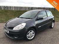 2007 RENAULT CLIO RIPCURL 1.2 16V 75PS - 65K MILES - F.S.H - 5 STAR SAFETY - 3 MONTHS WARRANTY