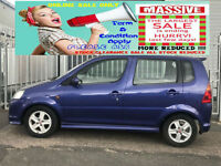 2002 DAIHATSU YRV 1.3 Premium Pack & Glass Roof * START AND DRIVE WELL