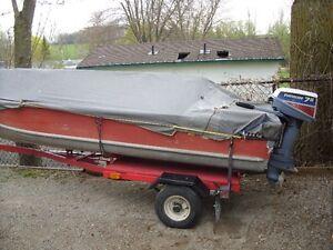 12 foot motor boat