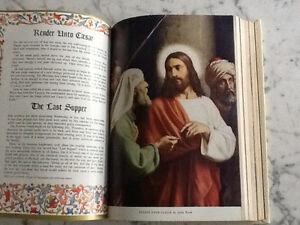 HOLY BIBLE KING JAMES VERSION LARGE PRINT  SIZE 7X10 Kitchener / Waterloo Kitchener Area image 4