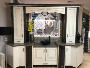Kitchen Display's for Sale - Carefree Kitchens & Lighting