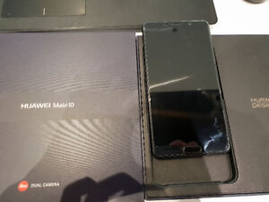 USED Perfect Condition Unlocked Huawei Mate10 128GB / 6GB RAM Du
