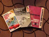 1963-1983 Corvette Shop Manuals