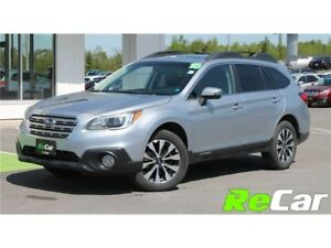 2015 Subaru Outback 3.6R LIMITED | LEATHER | SUNROOF | NAV