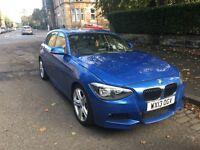 BMW 118D M Sport 2013 Cat D Damage Repaired Extras cheap not 116 120