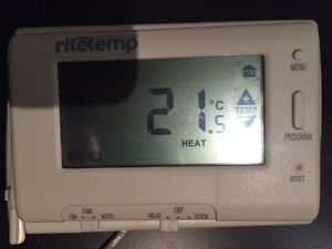 ritetemp programmable thermostat
