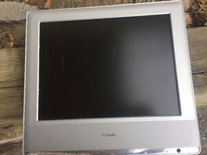 LCD and TV