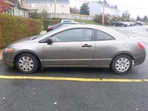 2008 Honda Civic Coupe for sale