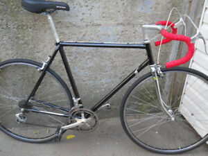 1990 Miyata road bike with Shimano 600 (now 'Ultegra')