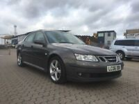 Saab 93 1.9 vector sport 6 speed manual diesel leather