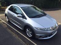 Honda Civic SE + I-DSI