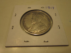 Old Canadian 50 cent silver coins London Ontario image 6