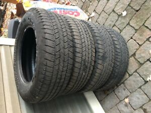 P265/65R18 tires for sale Goodyear wrangler