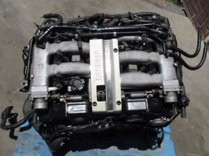 Jdm Nissan 300zx VG30DE Engine Only