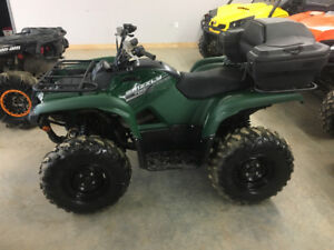 2014 YAMAHA 700 GRIZZLY (EPS)....FINANCING AVAILABLE