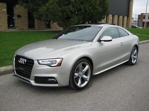 2013 Audi A5 PREMIUM SLINE 1ST2ND3RD CHANCE FINANCING