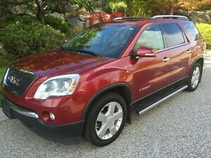 2008 GMC Acadia SLT2 SUV, Crossover - REDUCED!