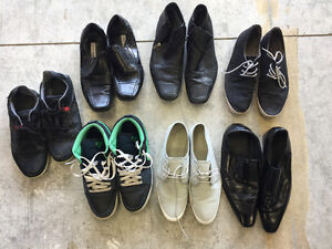 Size 12 men's shoes $5 ANY PAIR - dress shoes runners