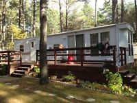 immaculate  trailer home for sale 8 minutes from Sauble beach!!