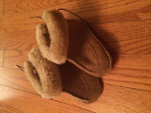 Size 3 warm slippers NEW