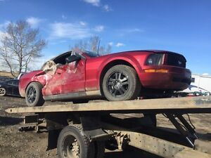 Parting out 2005-2011 Ford Mustang **lots of parts**