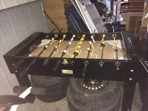 Foosball table OBO