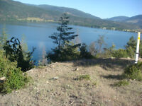 #13 40 Kestrel Place, Vernon BC - Building Lot With Unobstructed