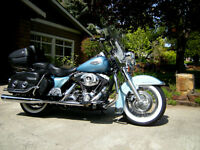 2007 Road King Classic - load with extras