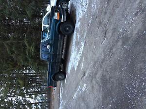 1997 Ford F-250 Xlt Pickup Truck